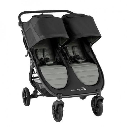 Baby Jogger City Mini GT 2 Double jalutuskäru, Slate ...
