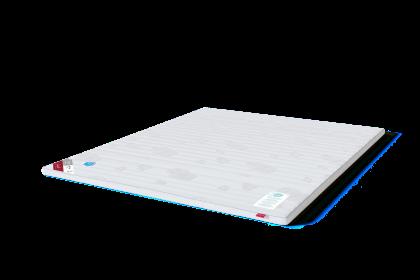 Sleepwell TOP HR-FOAM kattemadrats 160x200, Madratsid ja kattemadratsid, Kattemadratsid, kuni 160cm laiused, Lastemööbel ja sisustus, Sleepwell -20%