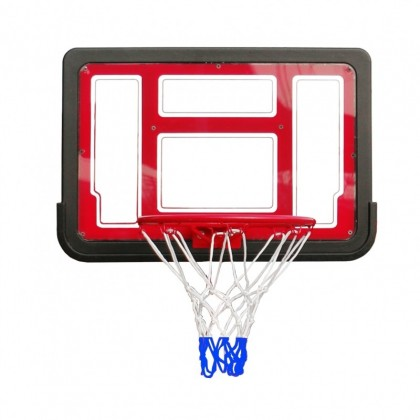 Korvpallilaud uksele (punane), SOODUSPAKKUMISED, Aktiivne tegevus, Aeda ja õue, Pallimängud
