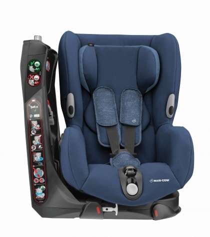Maxi-Cosi Axiss turvatool, Nomad Blue, UUED TOOTED, Turvatoolid, hällid, Turvatoolid 9-18 kg, Turvavarustus