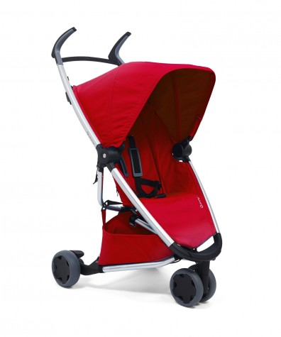 Quinny Zapp Xpress, All Red