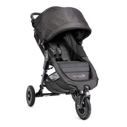 Baby Jogger jalutuskäru City Mini GT Charcoal