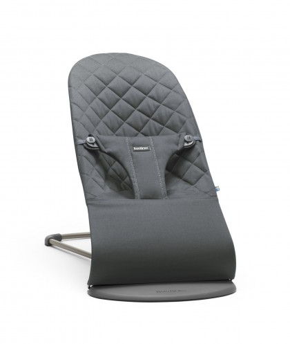 Babybjörn Bouncer Bliss Cotton lamamistool, Anthracite