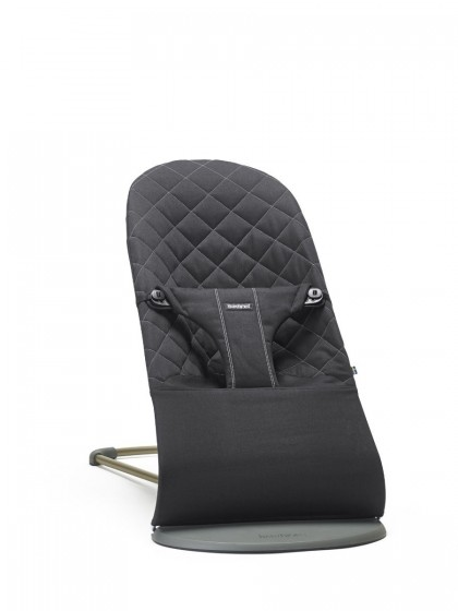 Babybjörn Bouncer Bliss Cotton lamamistool, Black