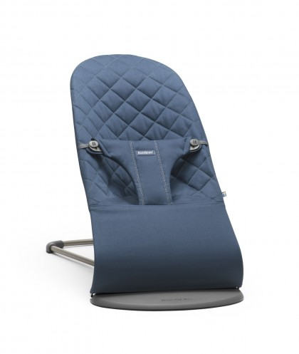 Babybjörn Bouncer Bliss Cotton lamamistool, Midnight Blue