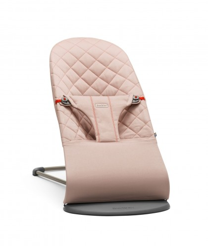 Babybjörn Bouncer Bliss Cotton lamamistool, Old Rose