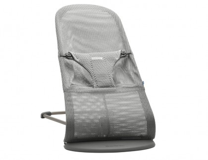 Babybjörn Bouncer Bliss Mesh lamamistool, Grey