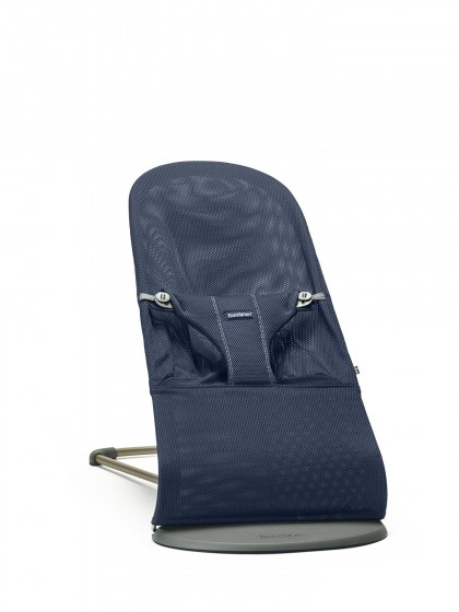 Babybjörn Bouncer Bliss Mesh lamamistool, Navy Blue