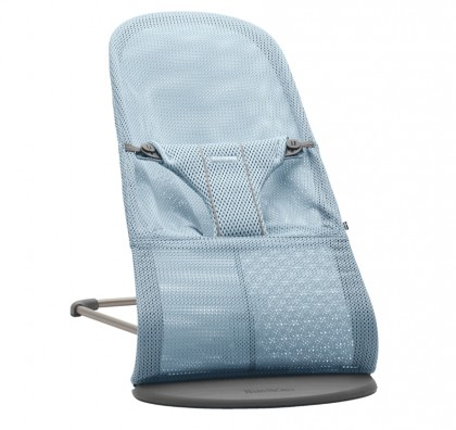 Babybjörn Bouncer Bliss Mesh lamamistool, Sky Blue