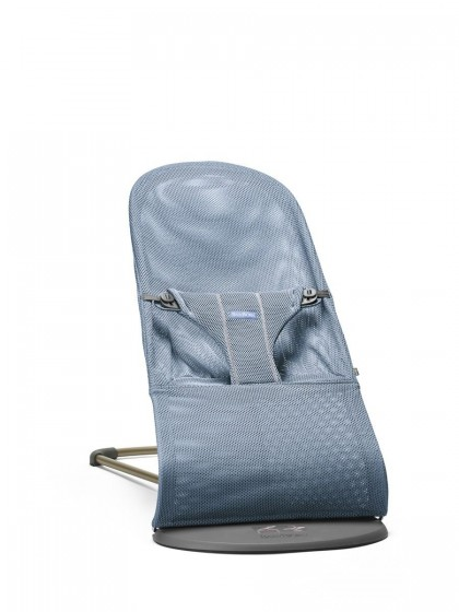 Babybjörn Bouncer Bliss Mesh lamamistool, Slate Blue