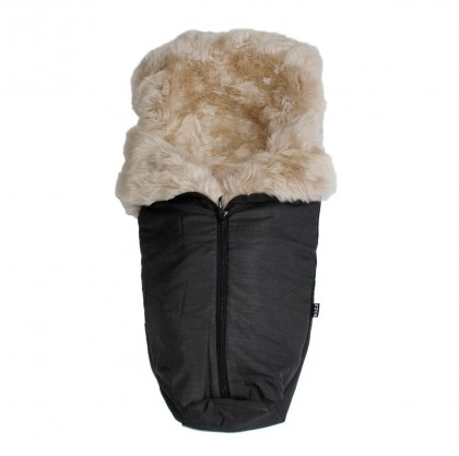 Bozz lambavillast soojakott Ergo, Black Melange