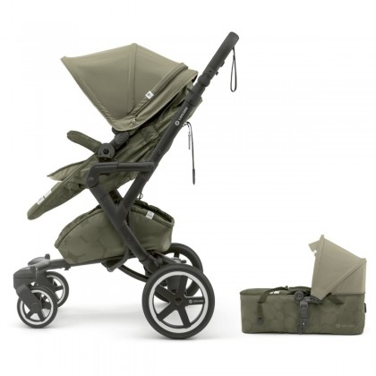 Concord NEO Plus Baby-Set 2in1 vanker-jalutuskäru, Moss Green
