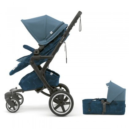 Concord NEO Plus Baby-Set 2in1 vanker-jalutuskäru, Peacock Blue