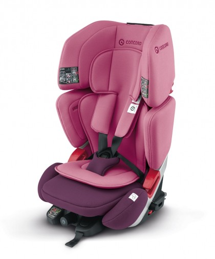 Concord Vario XT-5 turvatool 9-36 kg, Carmin Pink