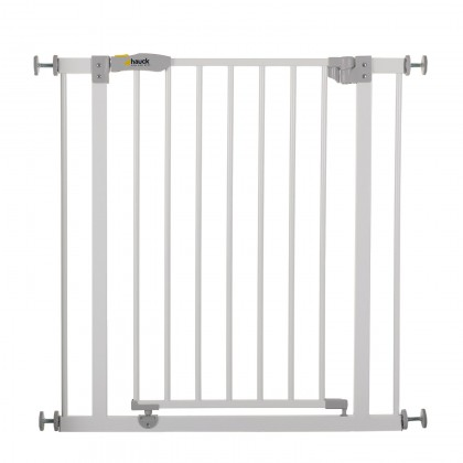 HAUCK Open'n Stop Safety Gate METALLIST TURVAVÄRAV, (75 - 81 CM)
