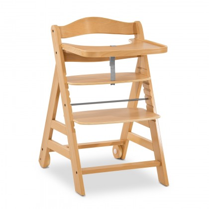Hauck Alpha Move söögitool, Natural