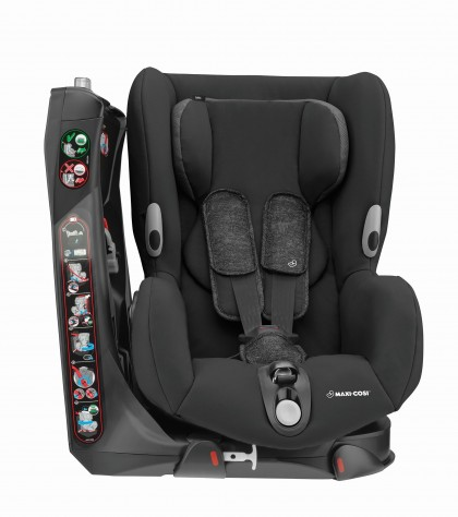 Maxi-Cosi Axiss turvatool, Nomad Black