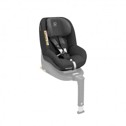Maxi-Cosi Pearl Smart i-Size turvatool, Frequency Black