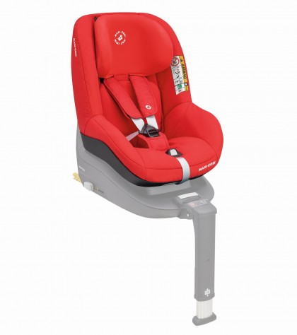 Maxi-Cosi Pearl Smart i-Size turvatool, Nomad Red