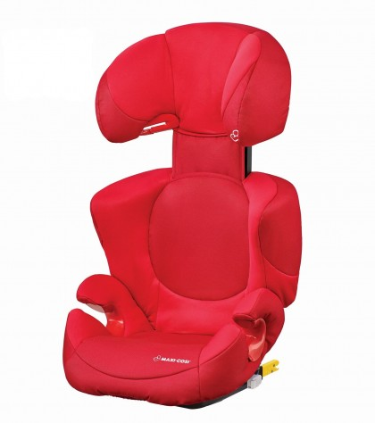 Maxi-Cosi Rodi XP FIX turvatool 15-36kg, Poppy Red