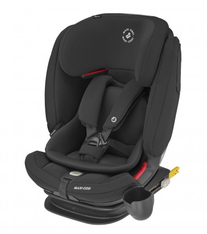 Maxi-Cosi Titan PRO turvatool 9-36kg, Authentic Black