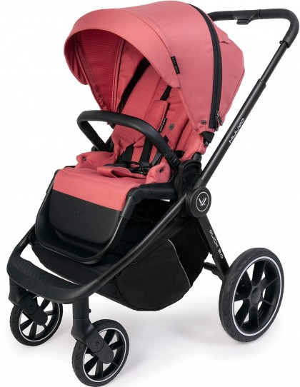 Muuvo Quick 3.0 jalutuskäru, Pink