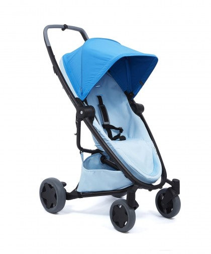 Quinny Zapp Flex Plus jalutuskäru, Blue on Sky